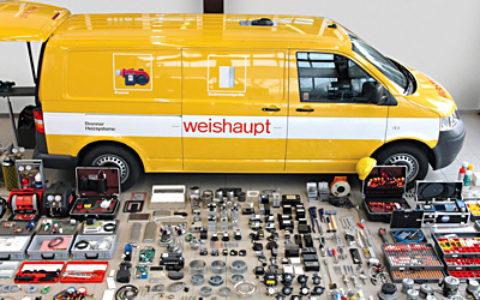 Сервис Weishaupt. Всё для клиента.